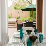 Dinning and patio